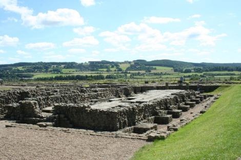eng-Corbridge roman town