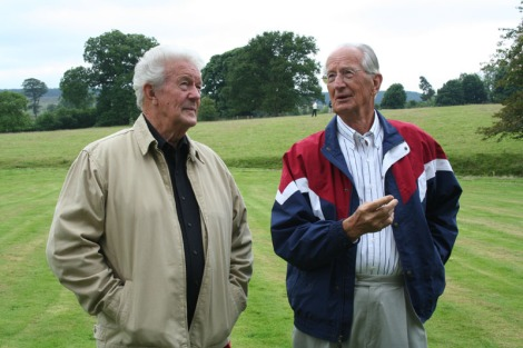 Eng-George & Jimmy, Elgin hori