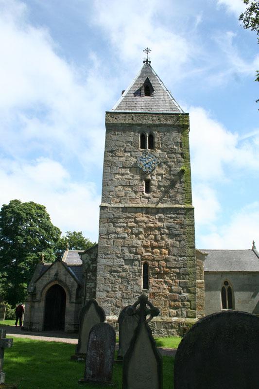 Eng- Ogle Chapel tower