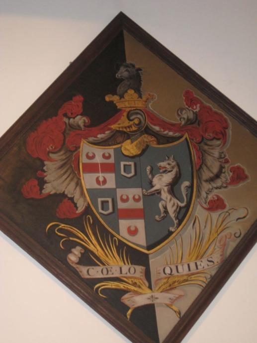 Eng, Ogle coat of arms