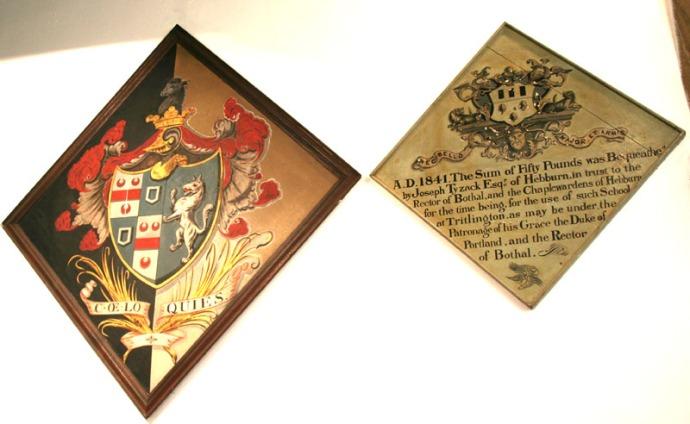 eng- ogles castle crest
