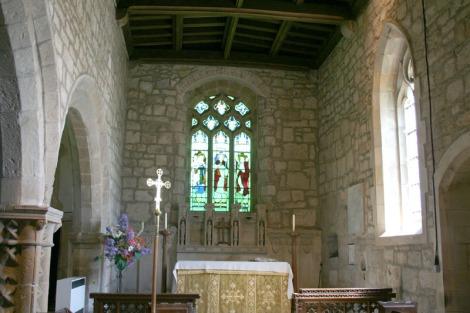 eng-ogles castle parish church 1