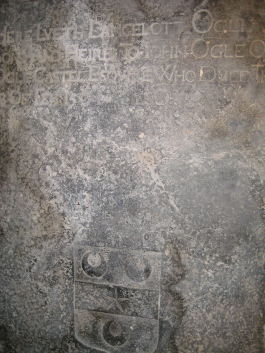 Eng, St. Mary Lancelot Ogle tomb