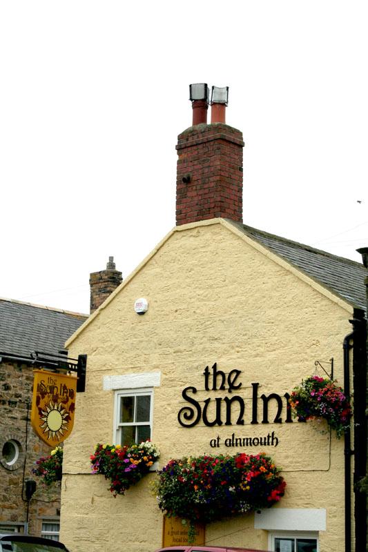 eng- sun inn, alnmouth