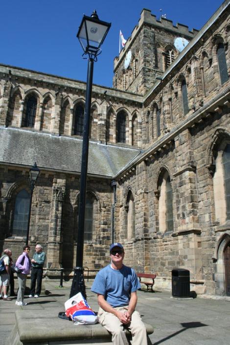 eng-wally at hexham abbey