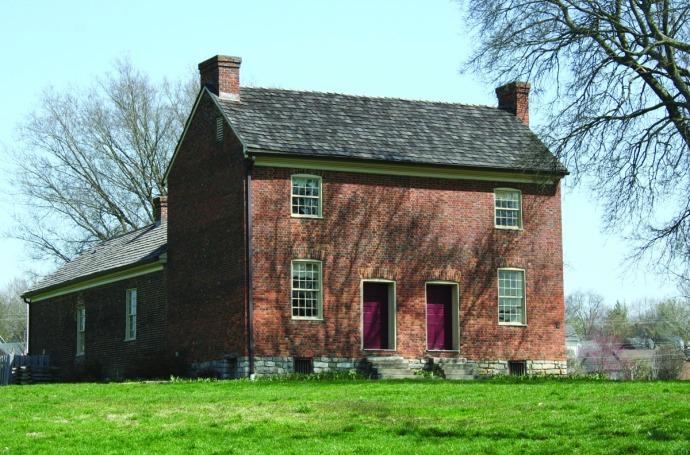 manskers, Bowen house
