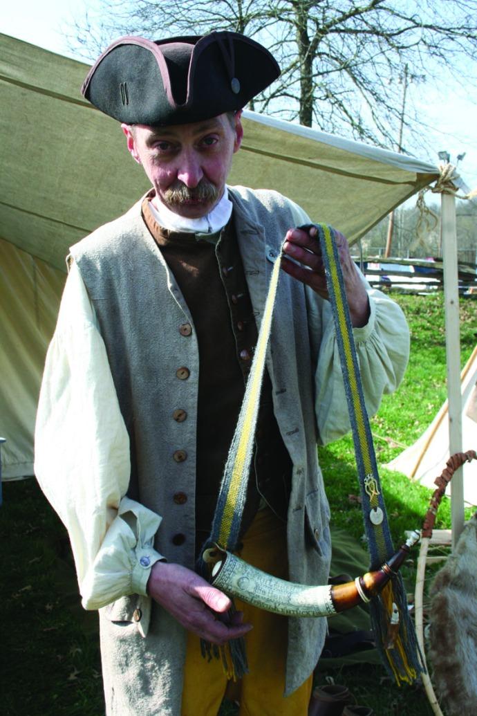 manskers, Friesian horn carver