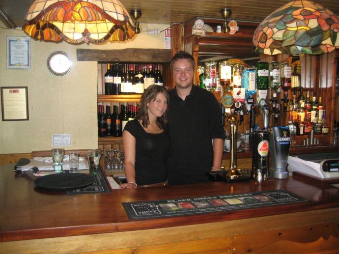 Tankerville bartender & waitress