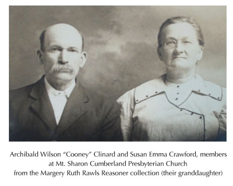 Archibald Clinard & Susan Emma Crawford, Margery Reasoner collection