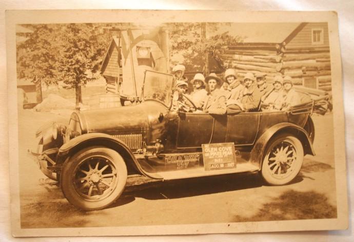 Aunt Jane, Pike's Peak car group