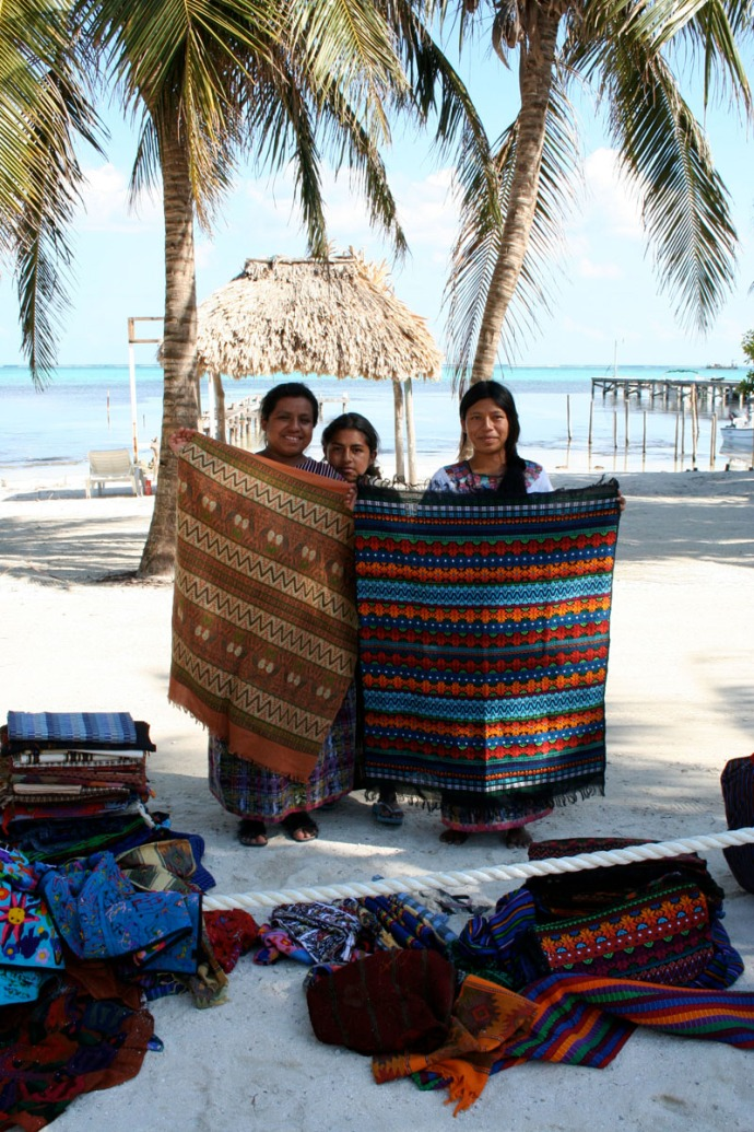 Belize, Guatemala girls & textiles