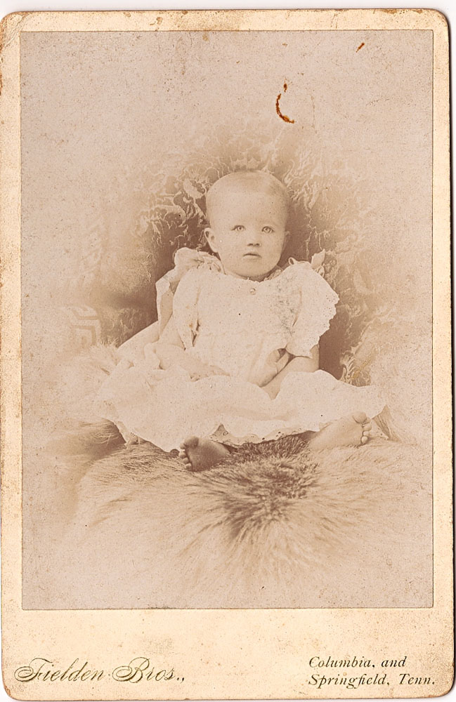 Jane Head baby pic