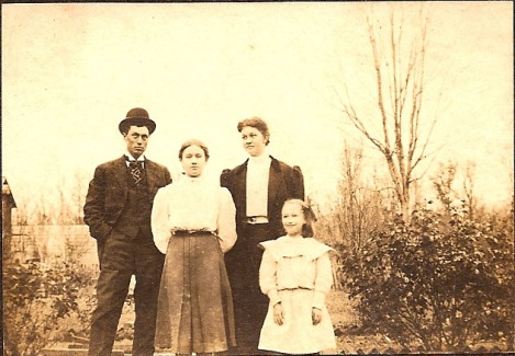 Jesse , Jane, Elizabeth (Head) Dennison, Elizabeth (Holmes) Trabue