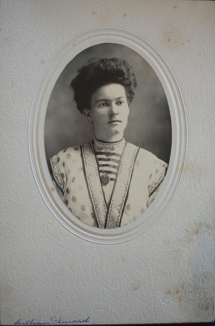 Lillian Clinard ((1886-1954), Reasoner coll