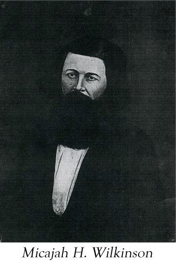 Micajah H. Wilkinson