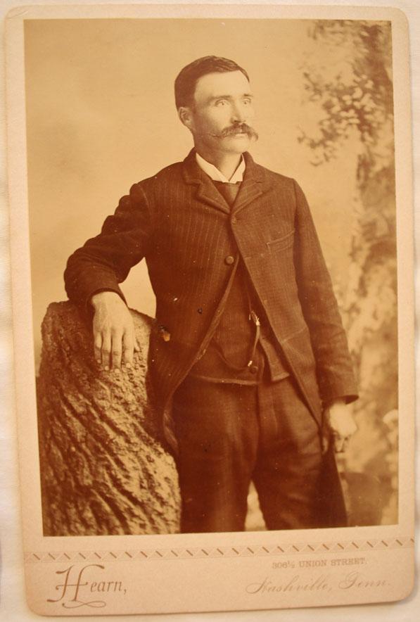 William Thomas Head Hearn portrait