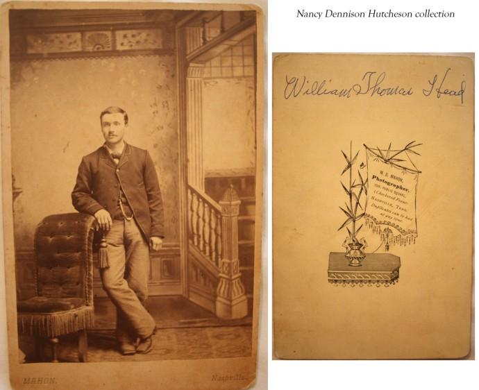William Thomas Head, W.S. Mahon portrait