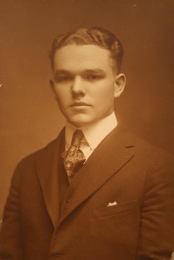 Rosa Elizabeth Head's husband, Marshall Dennison young