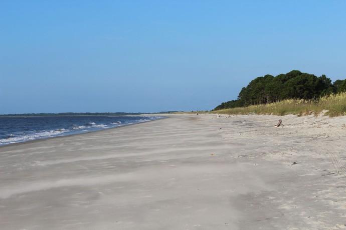 Daufuskie beach