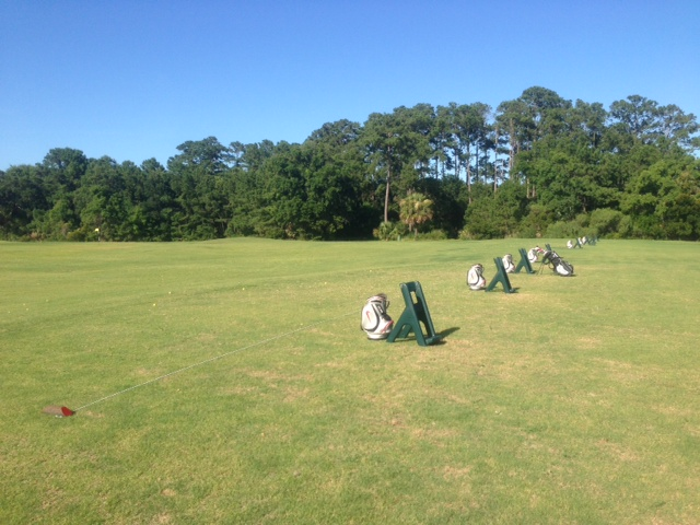 Daufuskie Bloody Point practice range