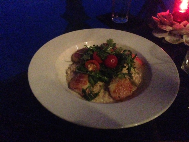 Daufuskie Eagles Nest sea scallops