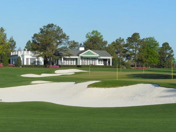 Masters clubhouse
