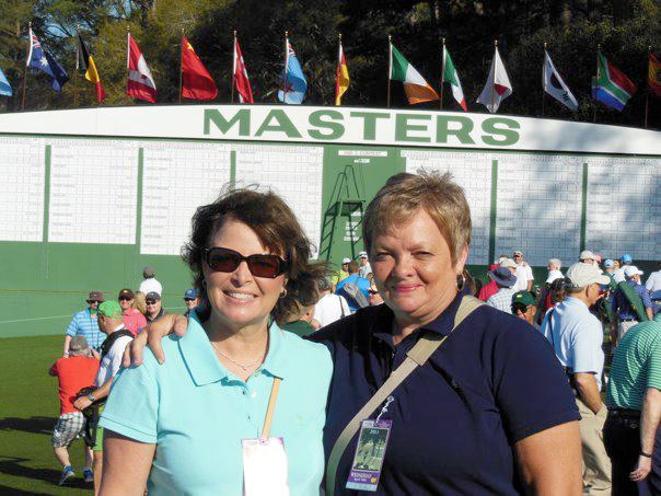 Masters, Monica and Kelli