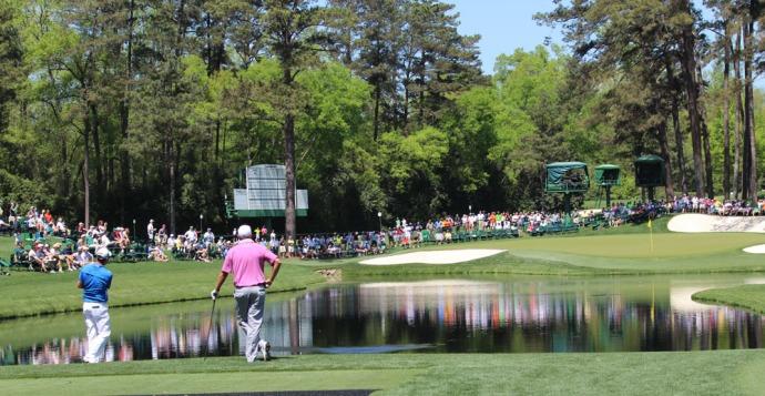 Masters pond skipping