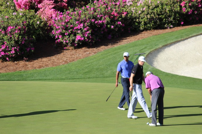 Masters Tiger & two