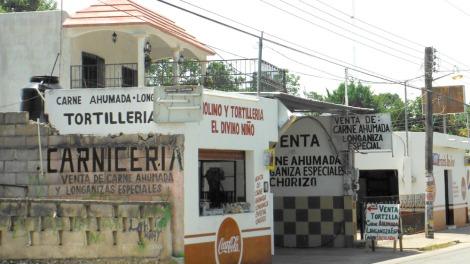 Carne Tortilleria shop ext