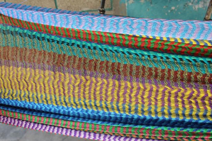 Ek Balam hammock detail