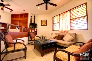 Ka'an living room