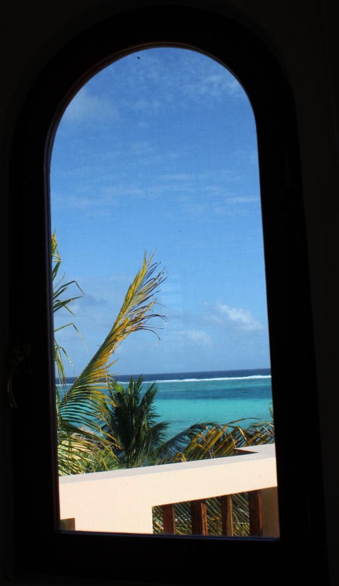 Ka'an window to Soliman