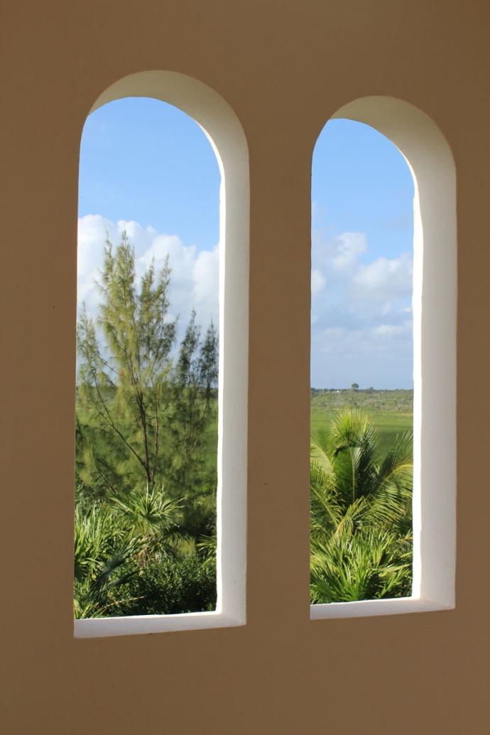 Ka'an windows to mangrove