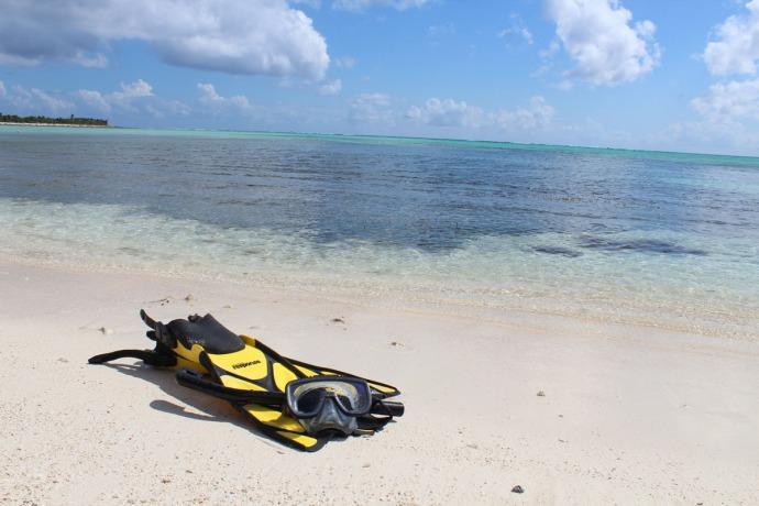 Snorkel gear, pt, 4x6