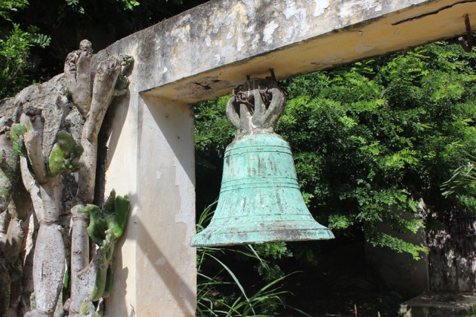 Colonial church bell hori