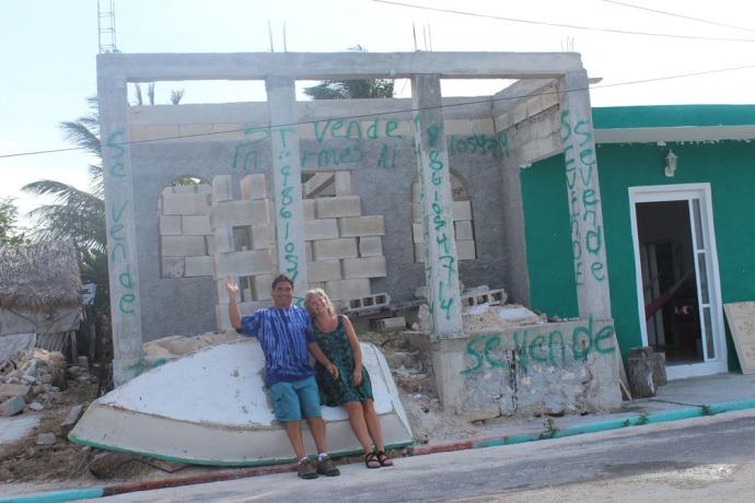 Rio Lagartos Skip & Net sa vende house