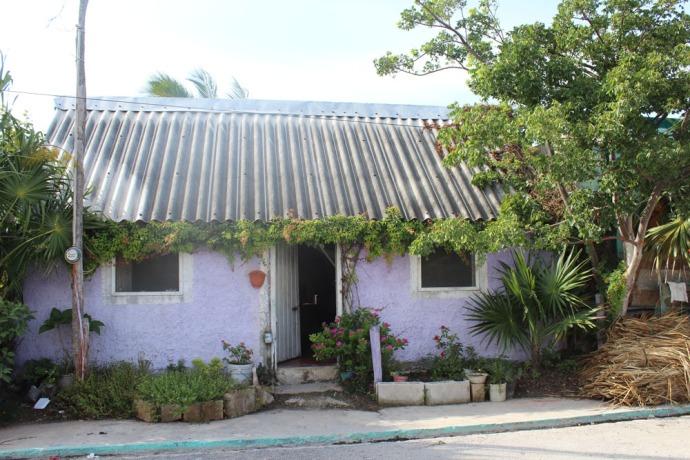 Rio Lagartos typical house