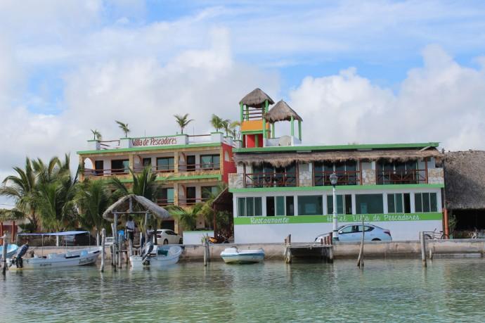 Rio Lagartos Villa da Pescadores