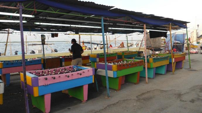 San Felipe arcade