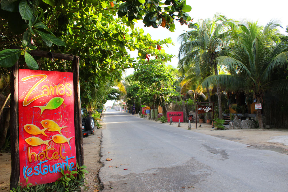 Tulum Beach Road Hotels