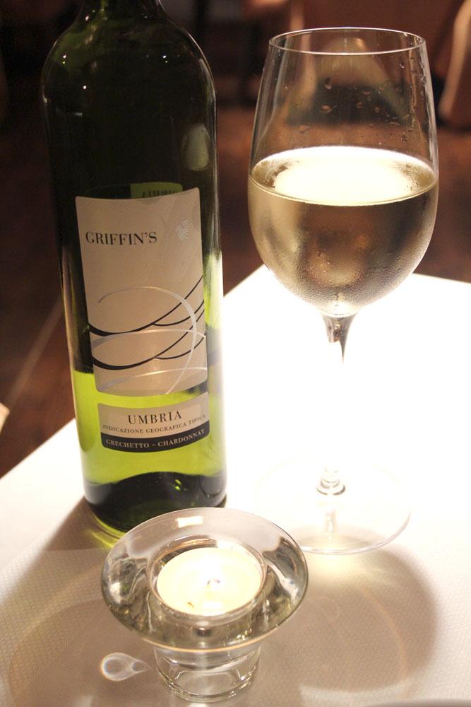 Griffins Orvieto Classico wine