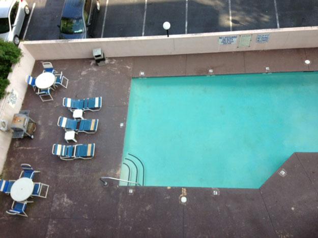 HH Metropolitan pool