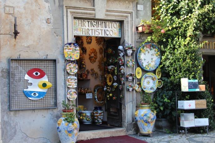 Orvieto artistico shop