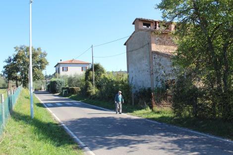 Orvieto walking fellow