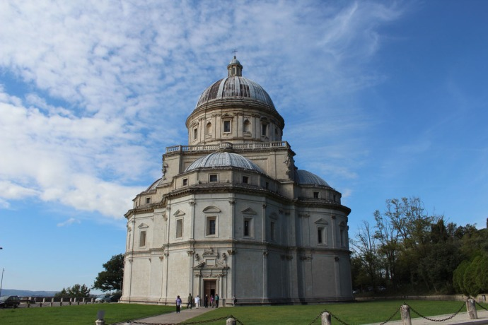 Todi, Santa Maria della Consolazione church