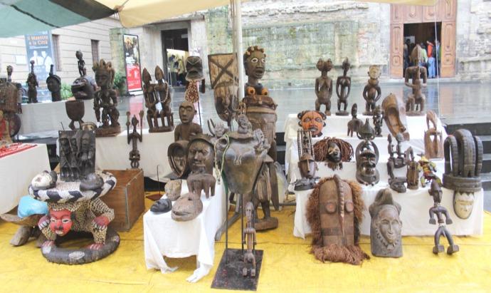 Arezzo African art