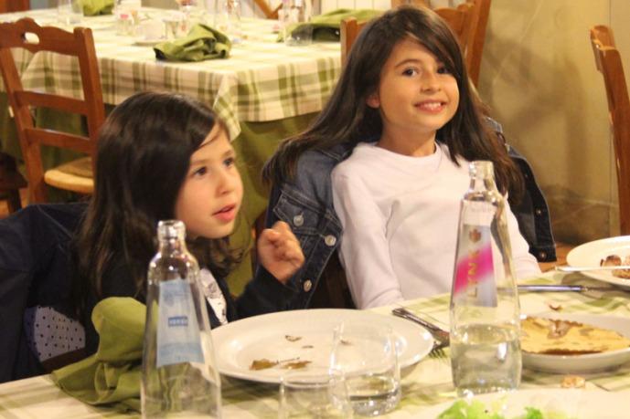 Arezzo Anticafonte little girls