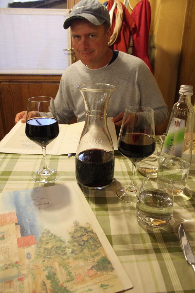 Arezzo Anticafonte wine & Wally