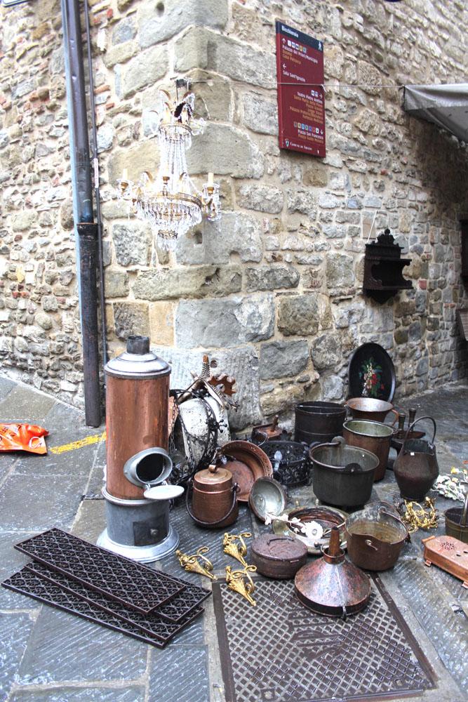 Arezzo cookware corner